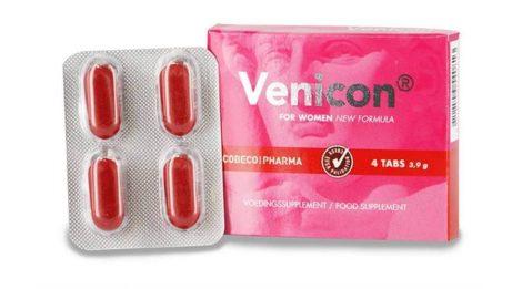 Venicon - étrend kiegészítő kapszula nőknek (4db)