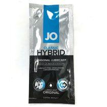 System JO Classic Hybrid - vegyesbázisú síkosító (10ml)