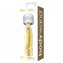 Bodywand - mini masszírozó vibrátor (arany)