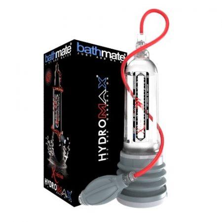 BathMate Xtreme Hydromax 11 - Hydropumpa szett (áttetsző)