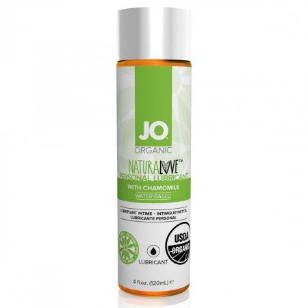 JO Organic kamilla - vízbázisú síkosító (120ml)