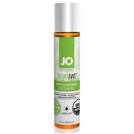 JO Organic kamilla - vízbázisú síkosító (30ml)