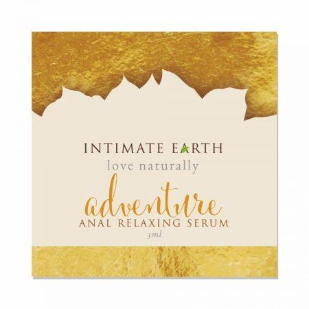 Intimate Earth Adventure - anál ápoló szérum (3ml)