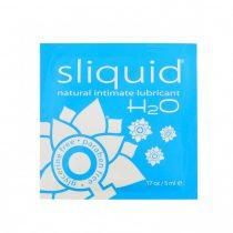 Sliquid H2O - szenzitív vízbázisú síkosító (5ml)