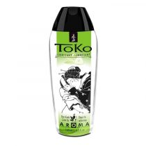 Shunga Toko - ízes vízbázisú síkosító (körtés zöld tea) - 165ml