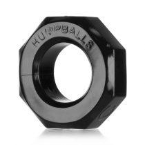 OXBALLS Humpballs - extra erős péniszgyűrű (fekete)