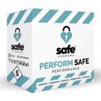 SAFE Perform Safe - nagy óvszer (5db)