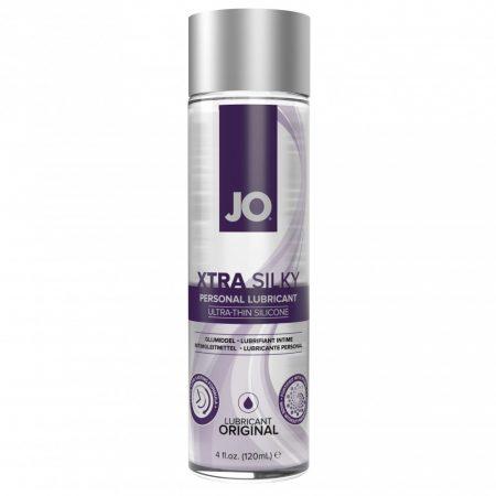 System JO Xtra Silky - szilikonos síkosító E-Vitaminnal (120ml)
