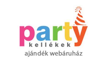 Party kellék ajándék webáruház